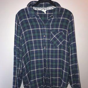 stylish lightweight flannel